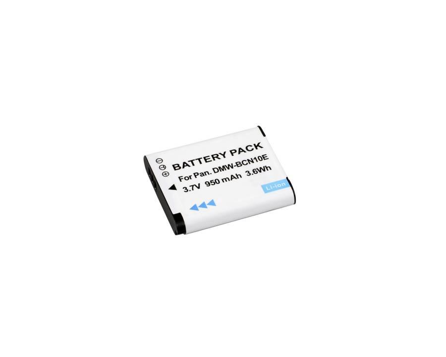 BRESSER Lithium-Ionen Ersatzakku für Panasonic DMW-BCN10E