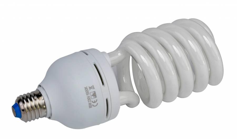 BRESSER JDD-6 Spiral Daylight Lamp E27 / 85 W