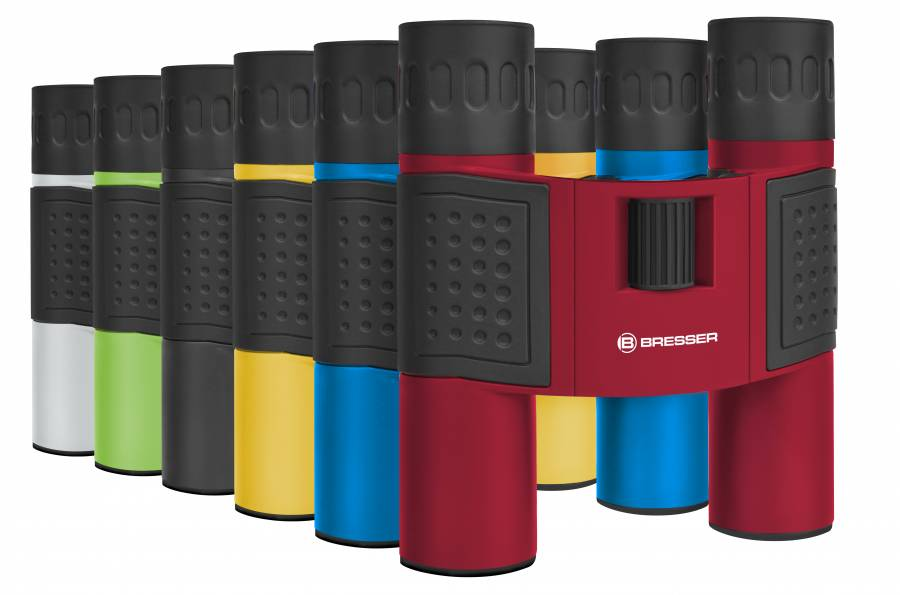 BRESSER Topas 10x25 Pocket Binoculars
