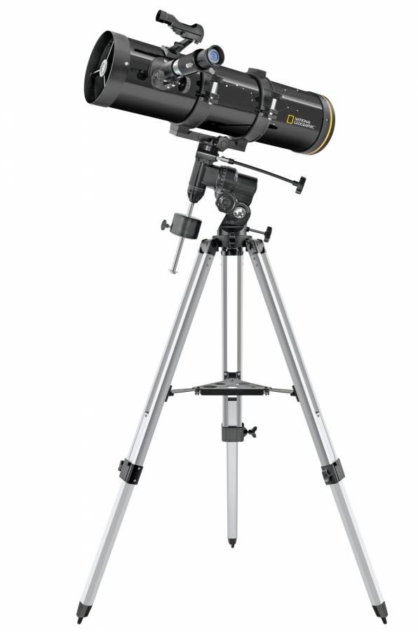 NATIONAL GEOGRAPHIC Newton Teleskop 130/650 Sph.