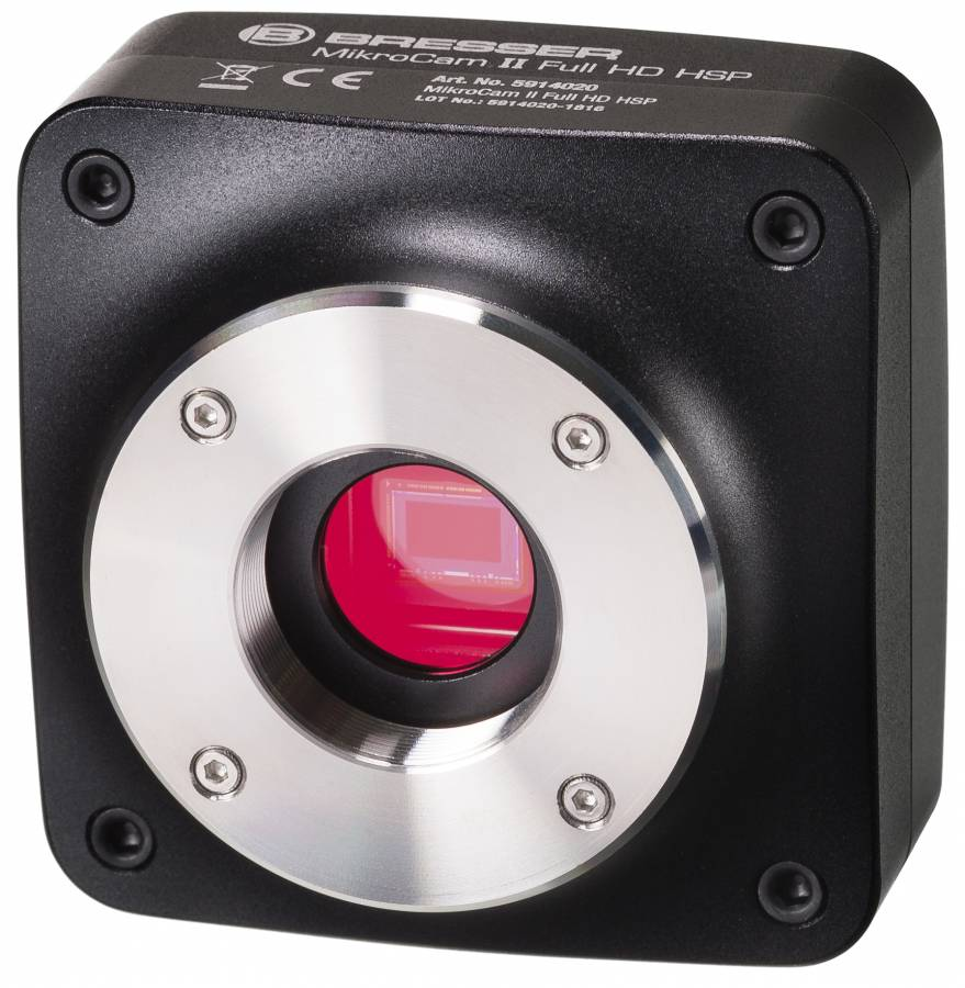BRESSER MikroCamII Full HD HSP Microscope camera