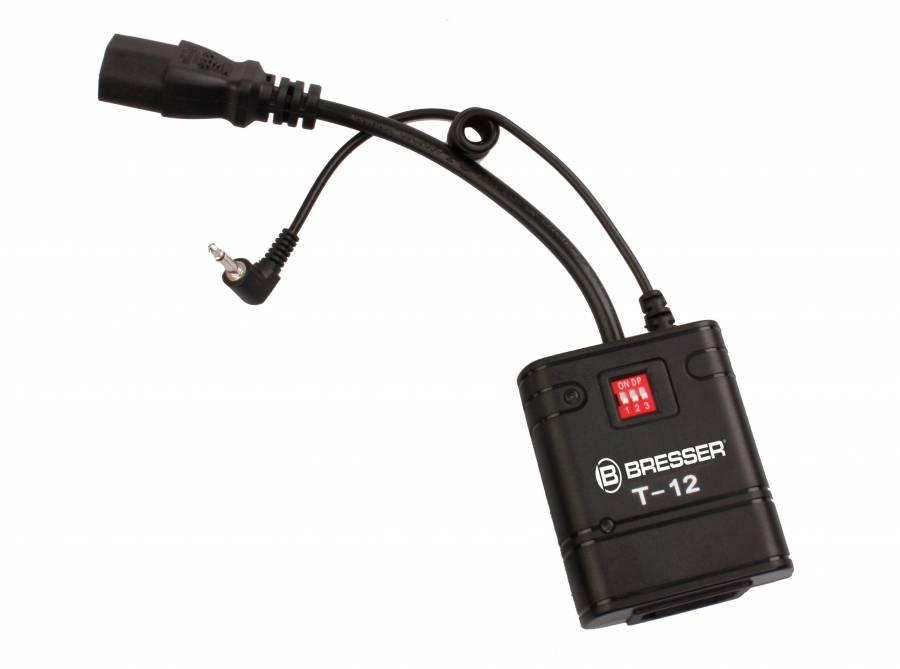 BRESSER T-12 Récepteur pour déclencheur de Flash