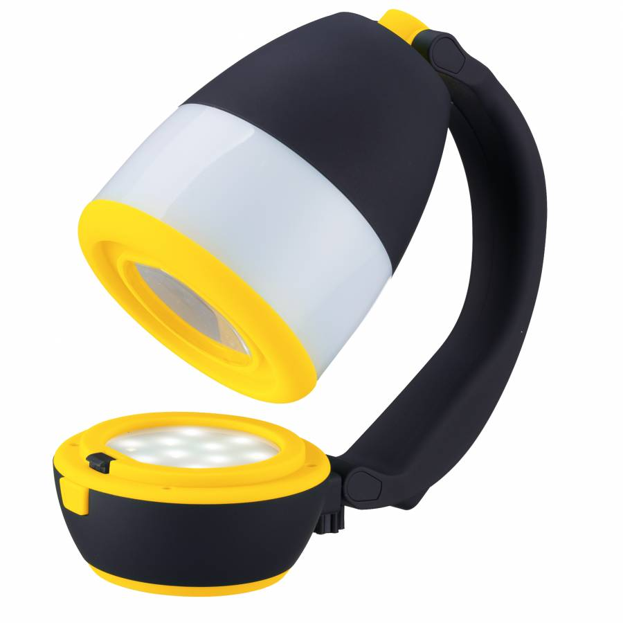 NATIONAL GEOGRAPHIC 3in1 Outdoor-Laterne - Laterne, Taschenlampe, Tischlampe