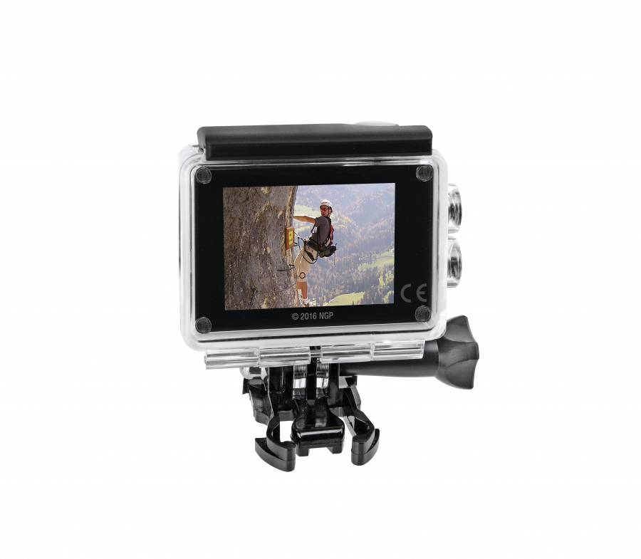 4K Ultra-HD WIFI 170° Action Camera