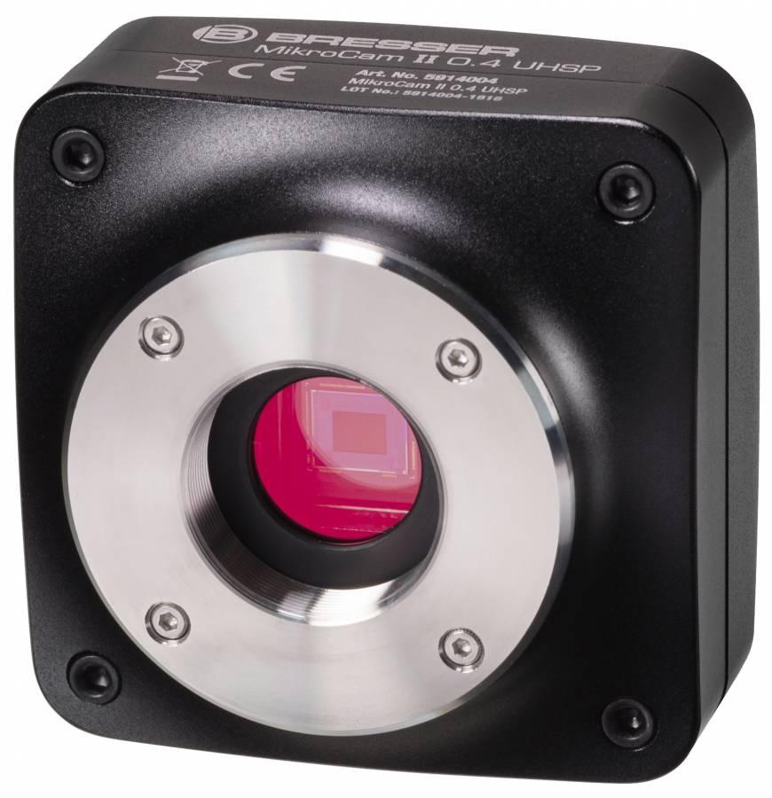 Fotocamera ad alta Velocità MikroCamII 0.4 UHSP BRESSER per Microscopi