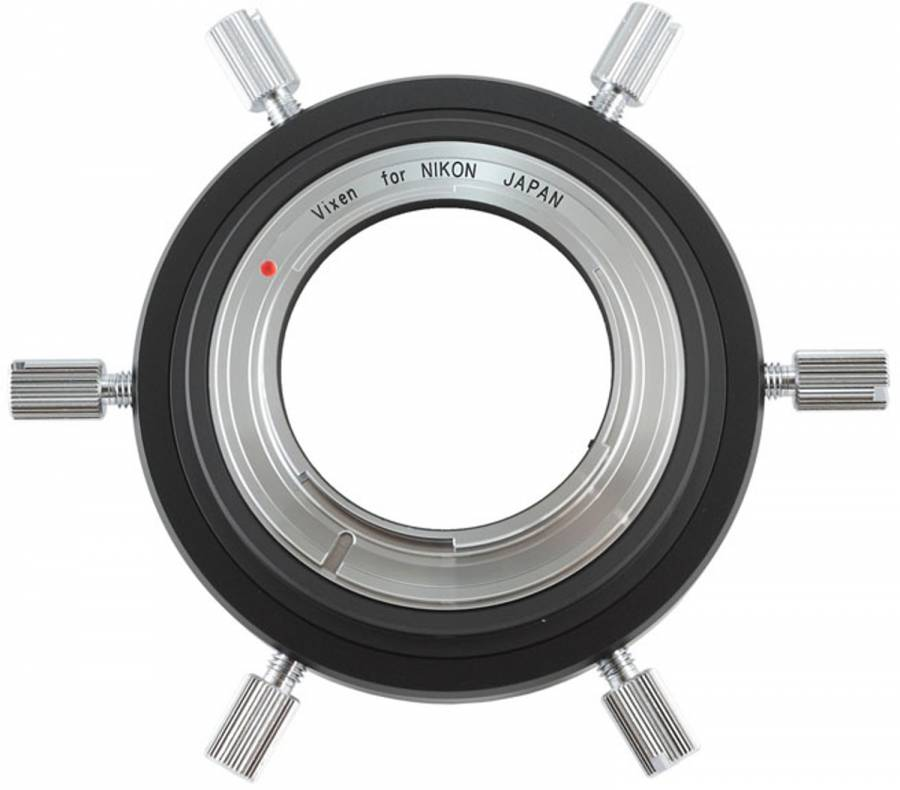 Vixen Wide Photo Adapter 60DX für Nikon