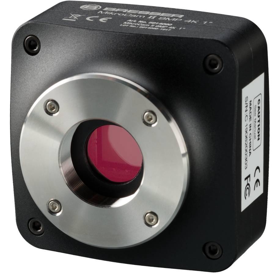 BRESSER MikroCamII 9MP 4K 1'' Microscope Camera