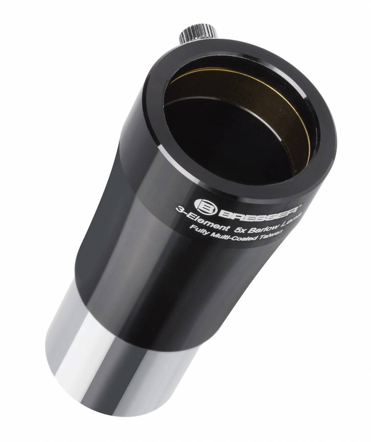 "BRESSER Barlow-Linse 5x 31,7mm/1,25"""