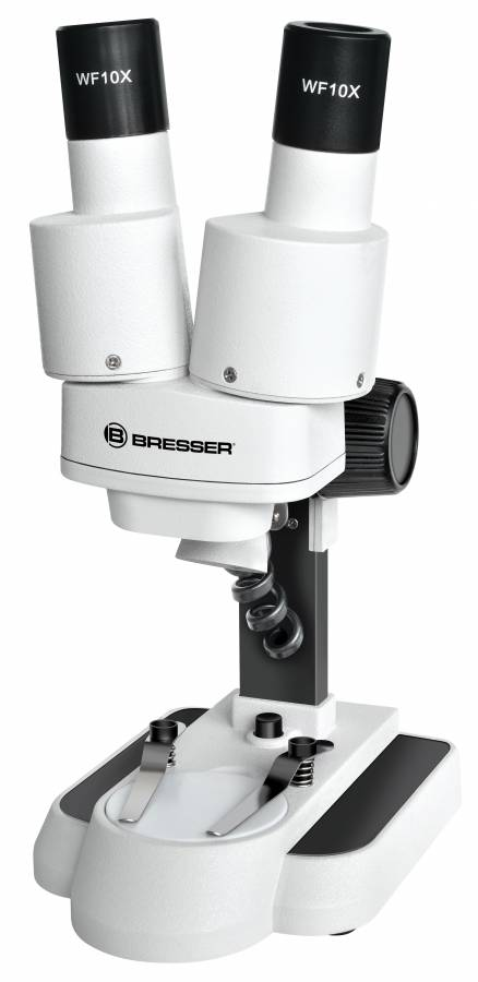 BRESSER Biolux ICD 20x Stereo Microscope
