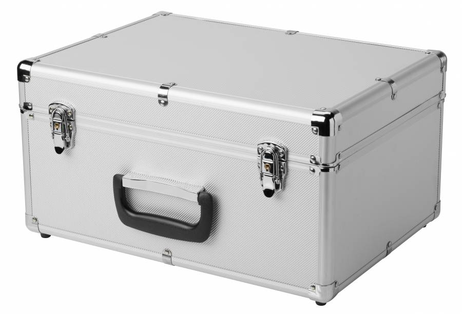 BRESSER Carry Case for Erudit DLX / Researcher microscopes