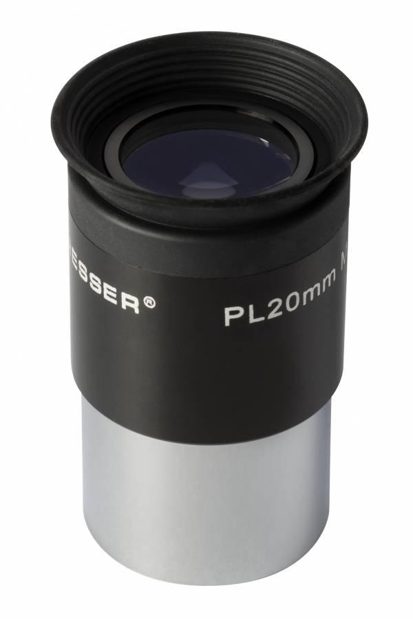 """BRESSER 20mm Plössl eyepiece 31,7mm/1,25"""""""
