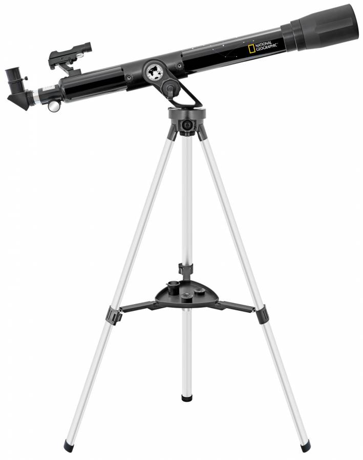 NATIONAL GEOGRAPHIC 60/800 AZ Telescopio