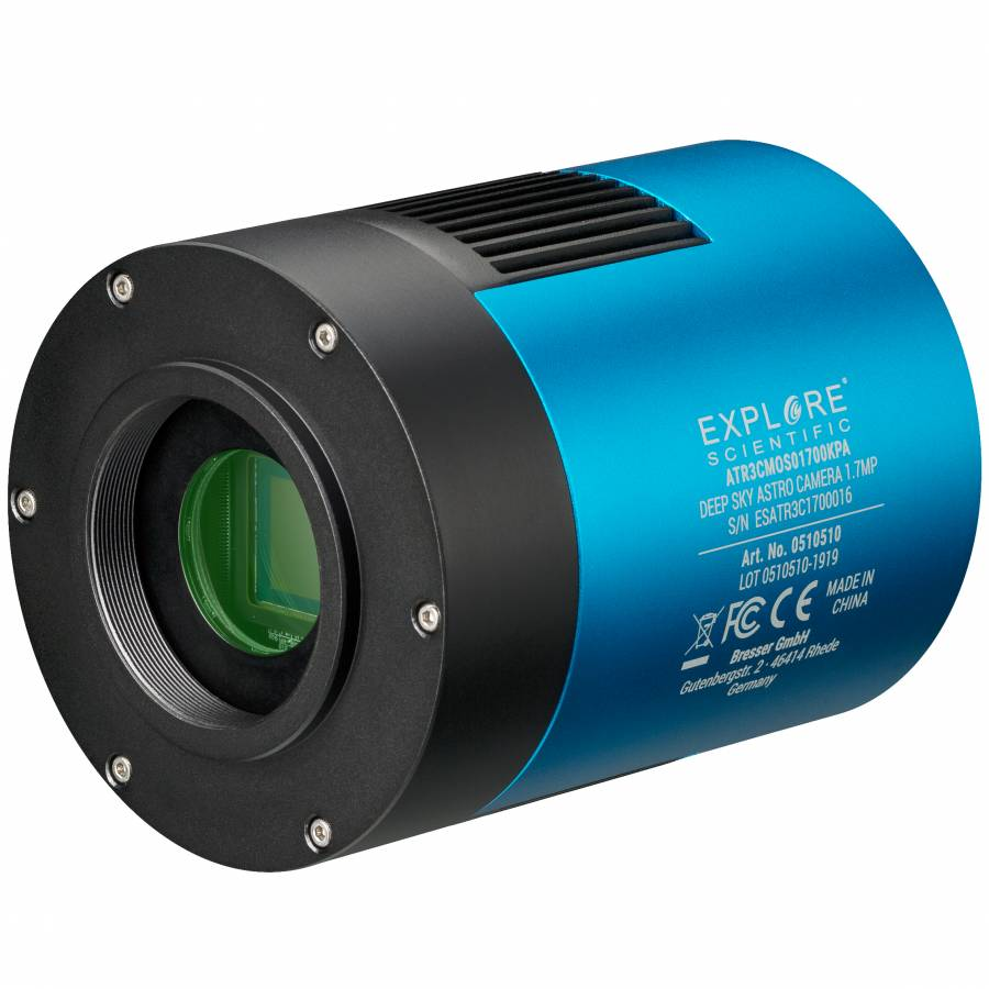 EXPLORE SCIENTIFIC Deep Sky Astro Camera 1.7MP