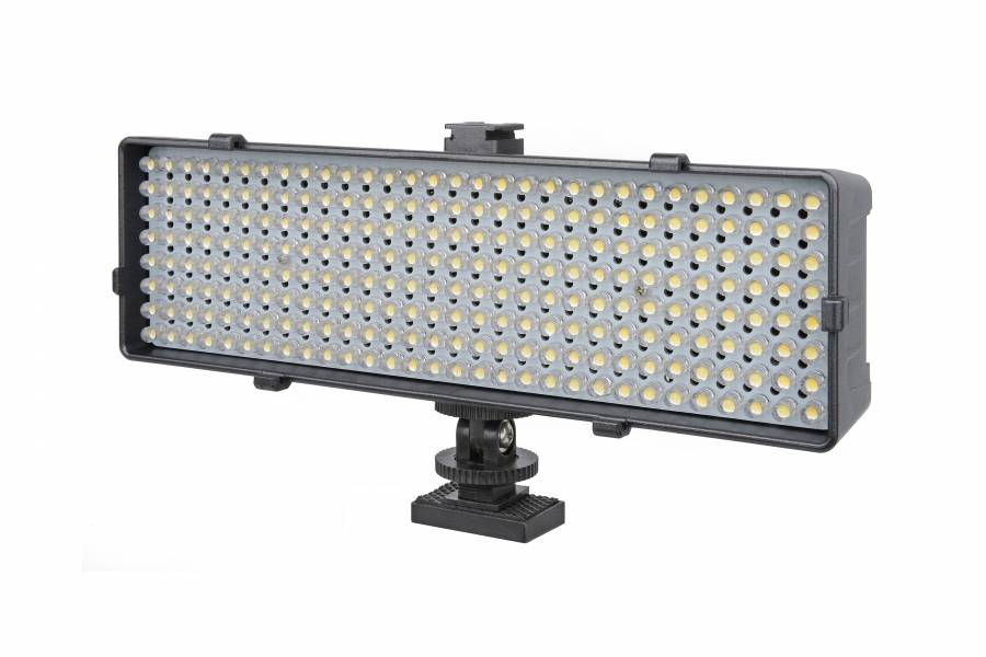 BRESSER S-240 LED Video Light 14.4W/2200LUX