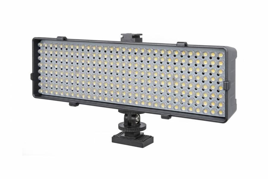 BRESSER S-240 LED Videoleuchte 14.4W/2200LUX