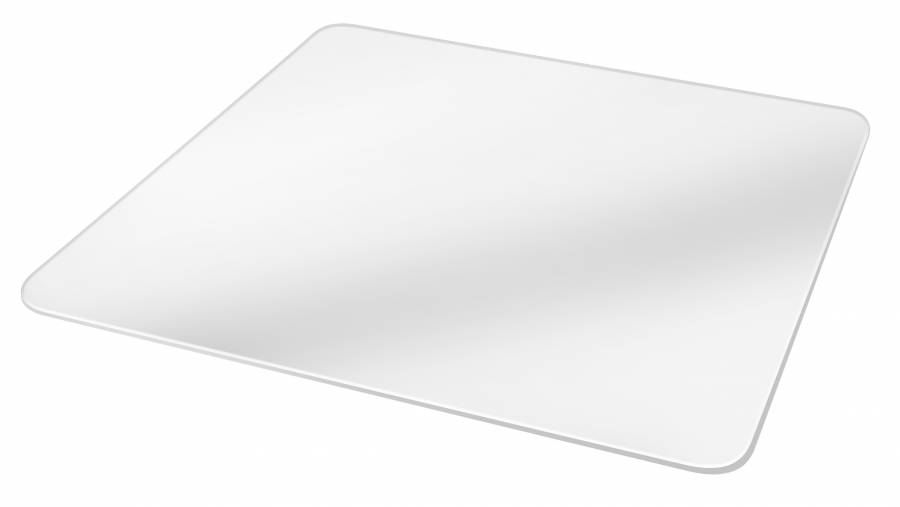BRESSER BR-AP1 Lastra in Acrilico 50x50 cm bianca