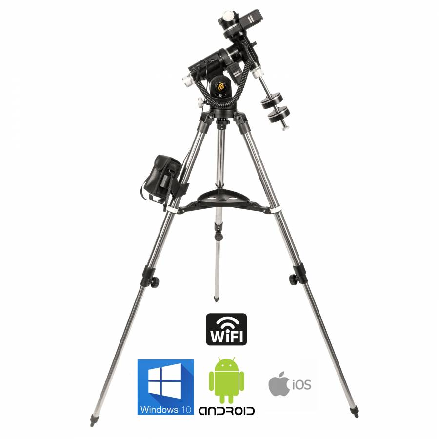 EXPLORE SCIENTIFIC iEXOS-100 PMC-Eight Wifi Goto Mount