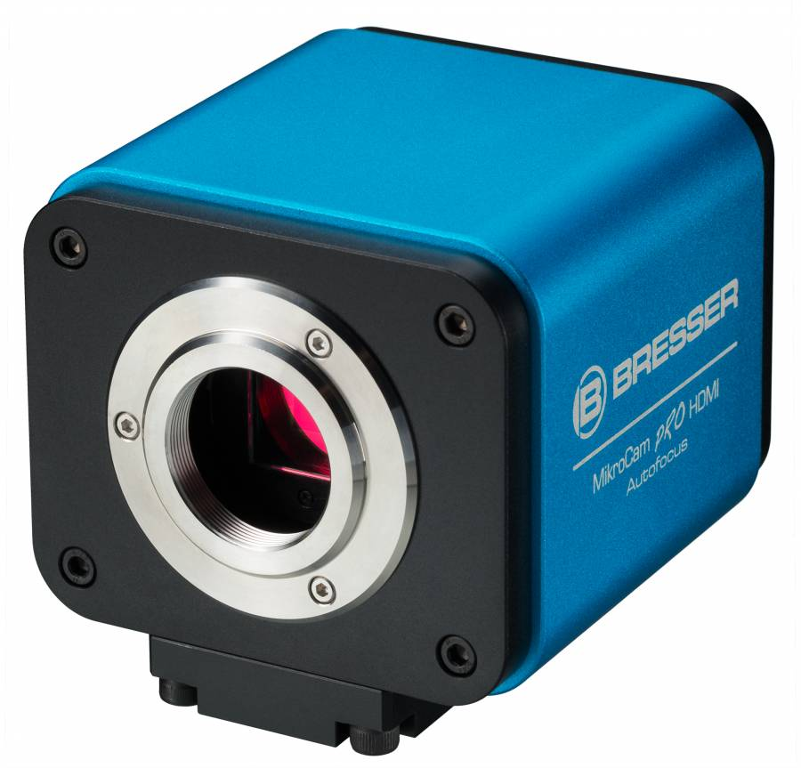 BRESSER MikroCam PRO HDMI Autofocus Mikroskopkamera