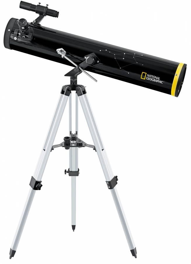 national geographic 114 900 reflector telescope az bresser. Black Bedroom Furniture Sets. Home Design Ideas