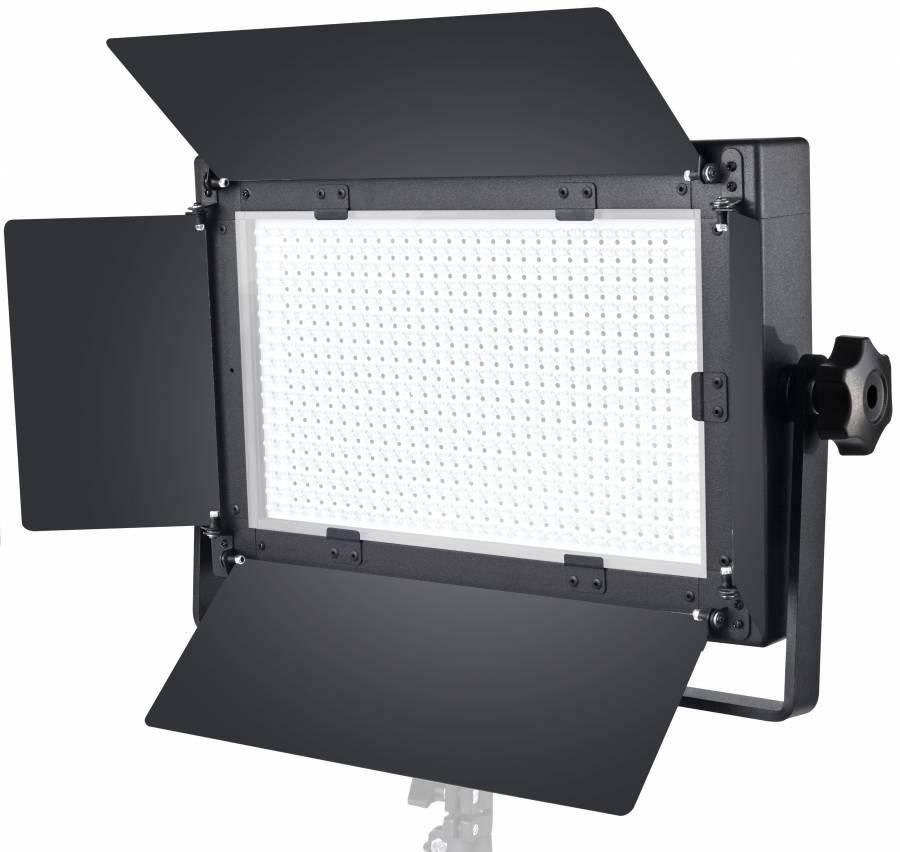 BRESSER LED LG-500 Studio Panel Light 30 W / 4,600 LUX