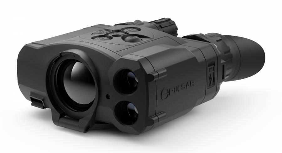 Wärmebildgerät Binokular Accolade LRF XP50 mit eingebauten Entfernungsmesser
