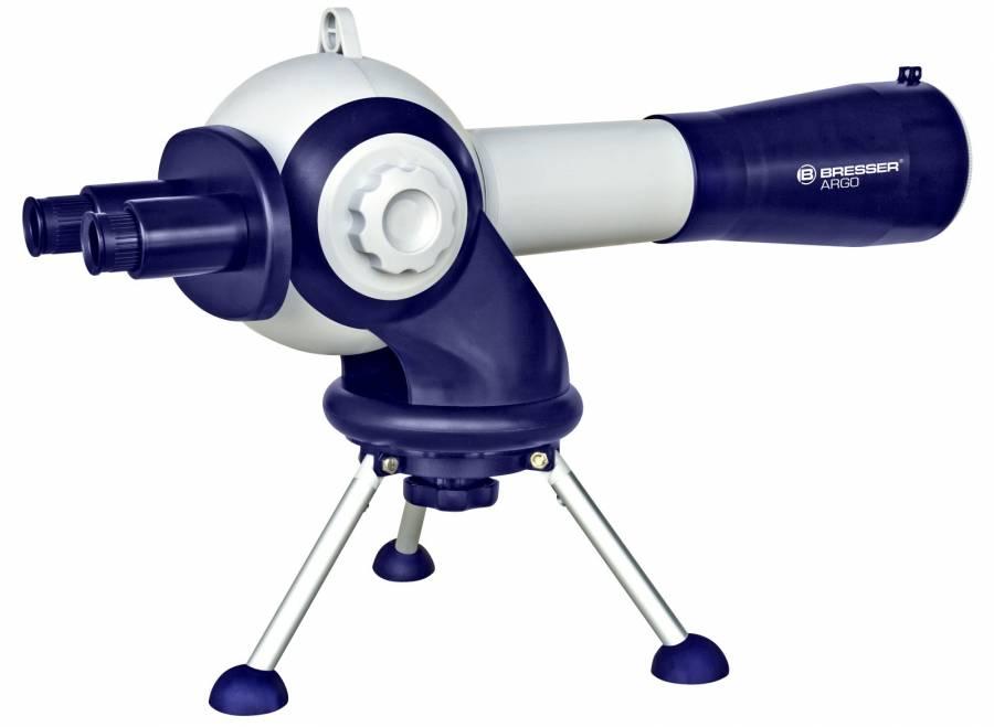 BRESSER JUNIOR Argo Telescopio e Microscopio in uno