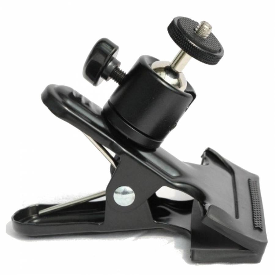 BRESSER BR-27 Klammer mit Kugelkopf