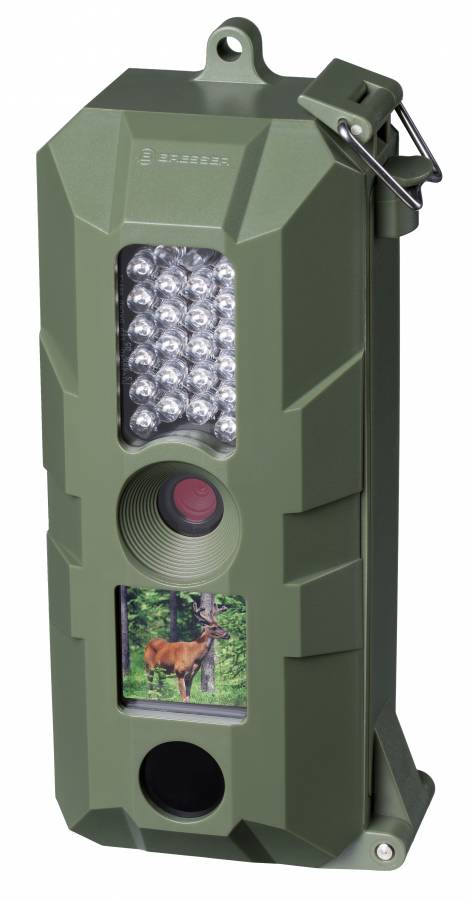 BRESSER Game Camera 5MP with motion sensor for day and night shots