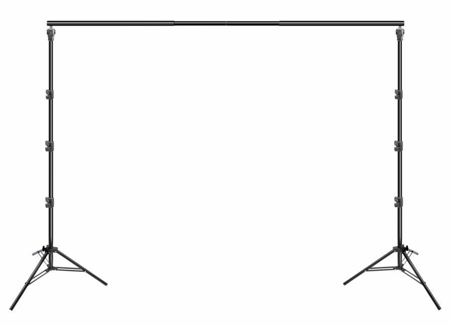 BRESSER D-52 Hintergrundsystem 180-300cm