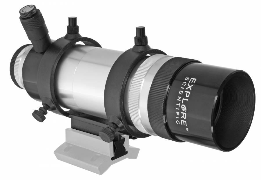 EXPLORE SCIENTIFIC ES 8x50  Illuminazione del mirino / immagine verticale