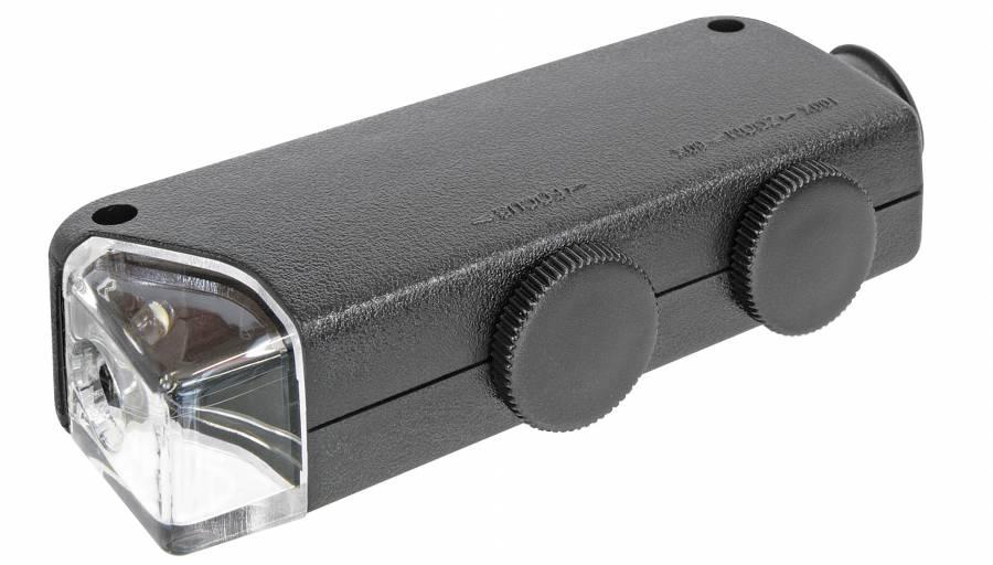 BRESSER Taschen-Mikroskop 60-100x
