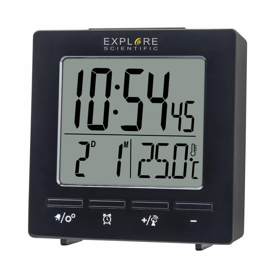 Sveglia radiocontrollata EXPLORE SCIENTIFIC Mini
