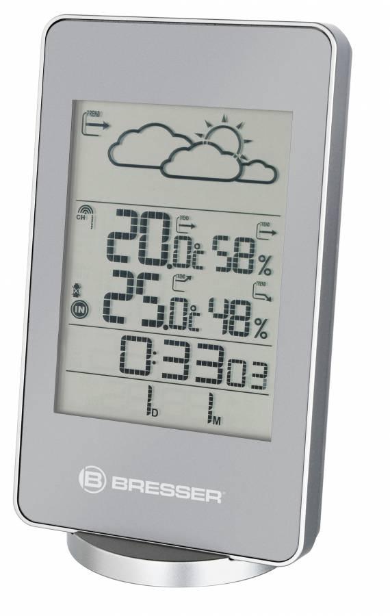 BRESSER Smartphone Thermo-/Hygrometer