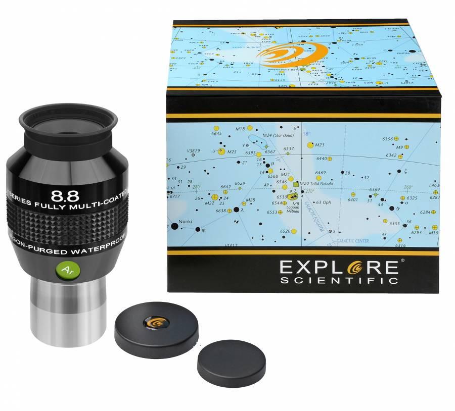 """EXPLORE SCIENTIFIC 82° Ar Okular 8,8mm (1,25"""")"""