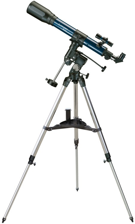 BRESSER Jupiter 70/700 EQ Telescope