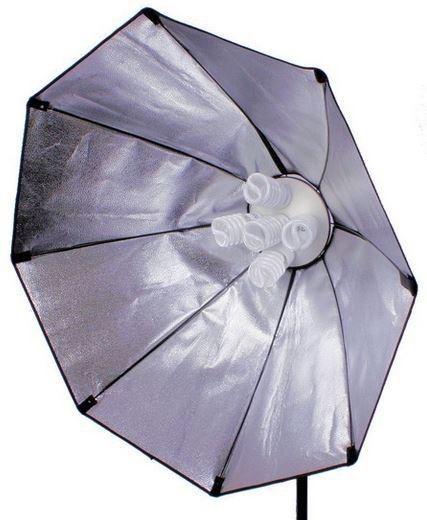BRESSER SS-18 Octabox 90cm for 5 Spiral Lamps