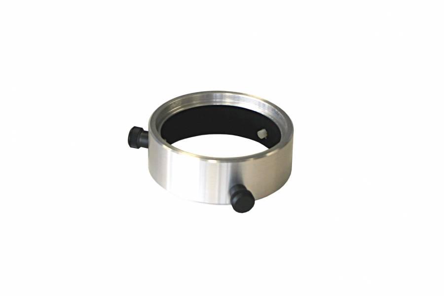Adaptateur pour Filtres solaires LUNT LS50/60FHa pour Télescopes avec un Diamètre jusqu'à 80mm