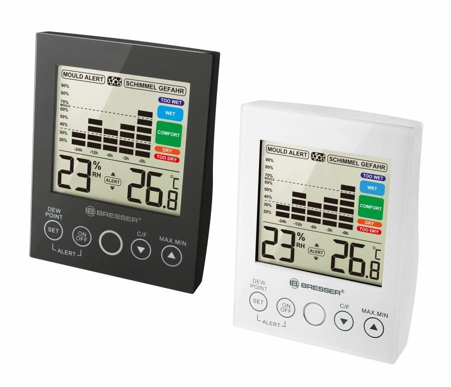 BRESSER MA digital Hygrometer with Mould Alert