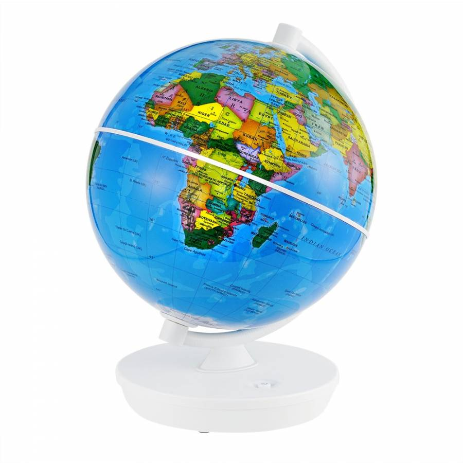 Oregon Scientific smart Augmented Reality Globe with day and night view