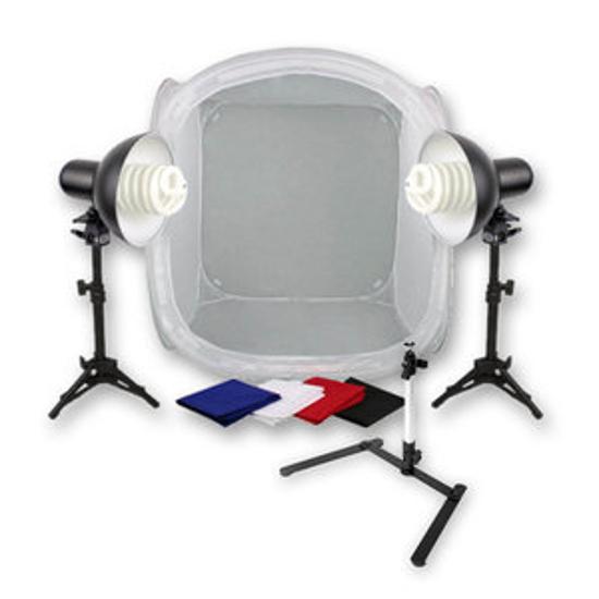 Set BRESSER BR-2114 per fotografare prodotti 80x80x80 cm
