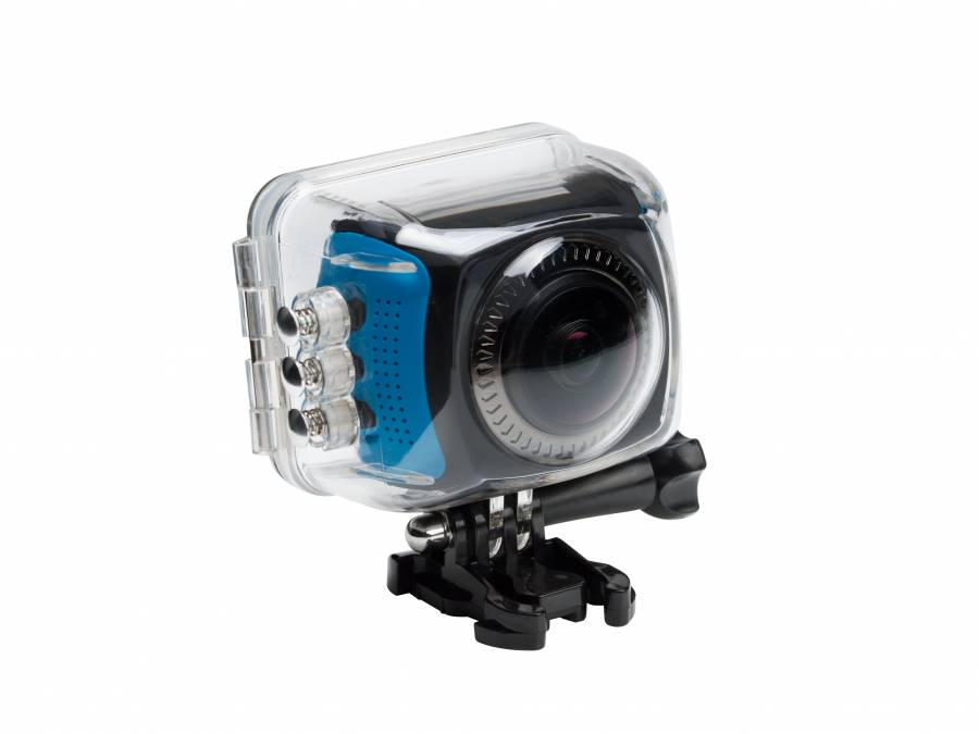 DISCOVERY ADVENTURES HD 720P 360° WLAN Action Camera Territory