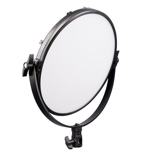 Pannello LED circolare BRESSER BR-S36B bi-colore diametro 30 cm