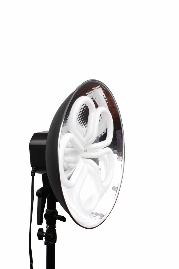 BRESSER MM-22 Foto-/Video- Lámpara de luz de día Lotus 115W