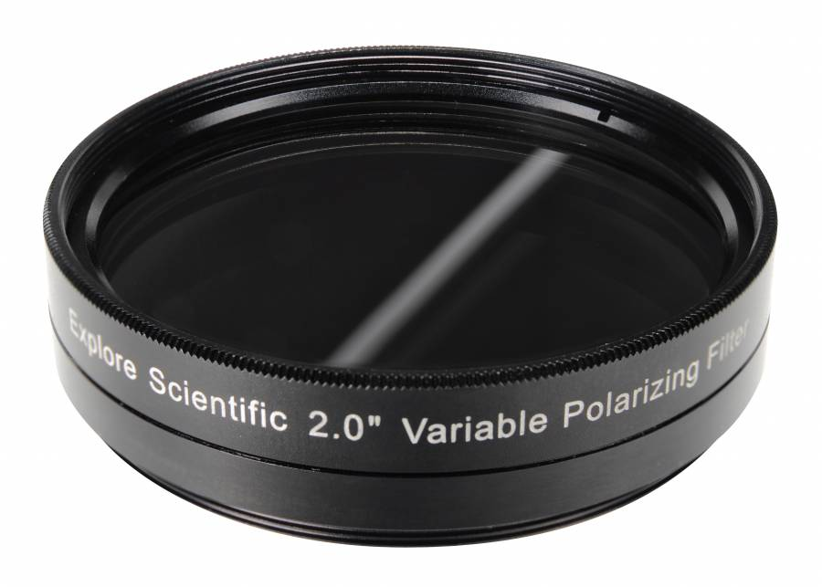 "EXPLORE SCIENTIFIC 2"" Variabler Polfilter"