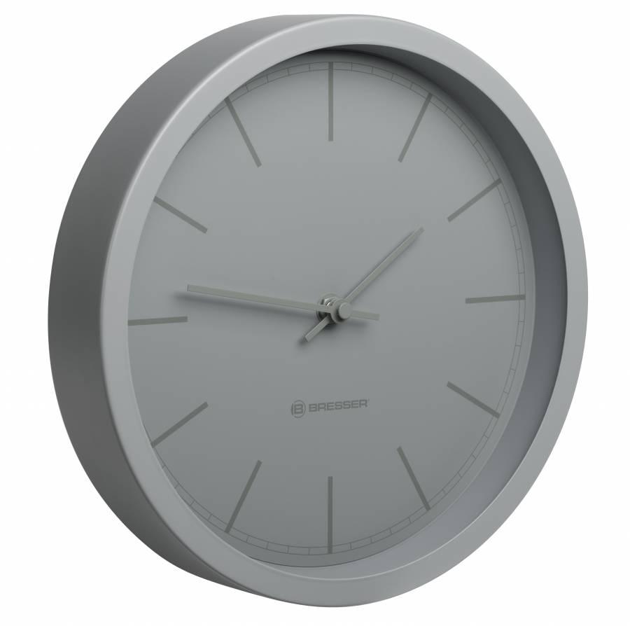 bresser mytime horloge murale radio pilot e 25cm bresser. Black Bedroom Furniture Sets. Home Design Ideas