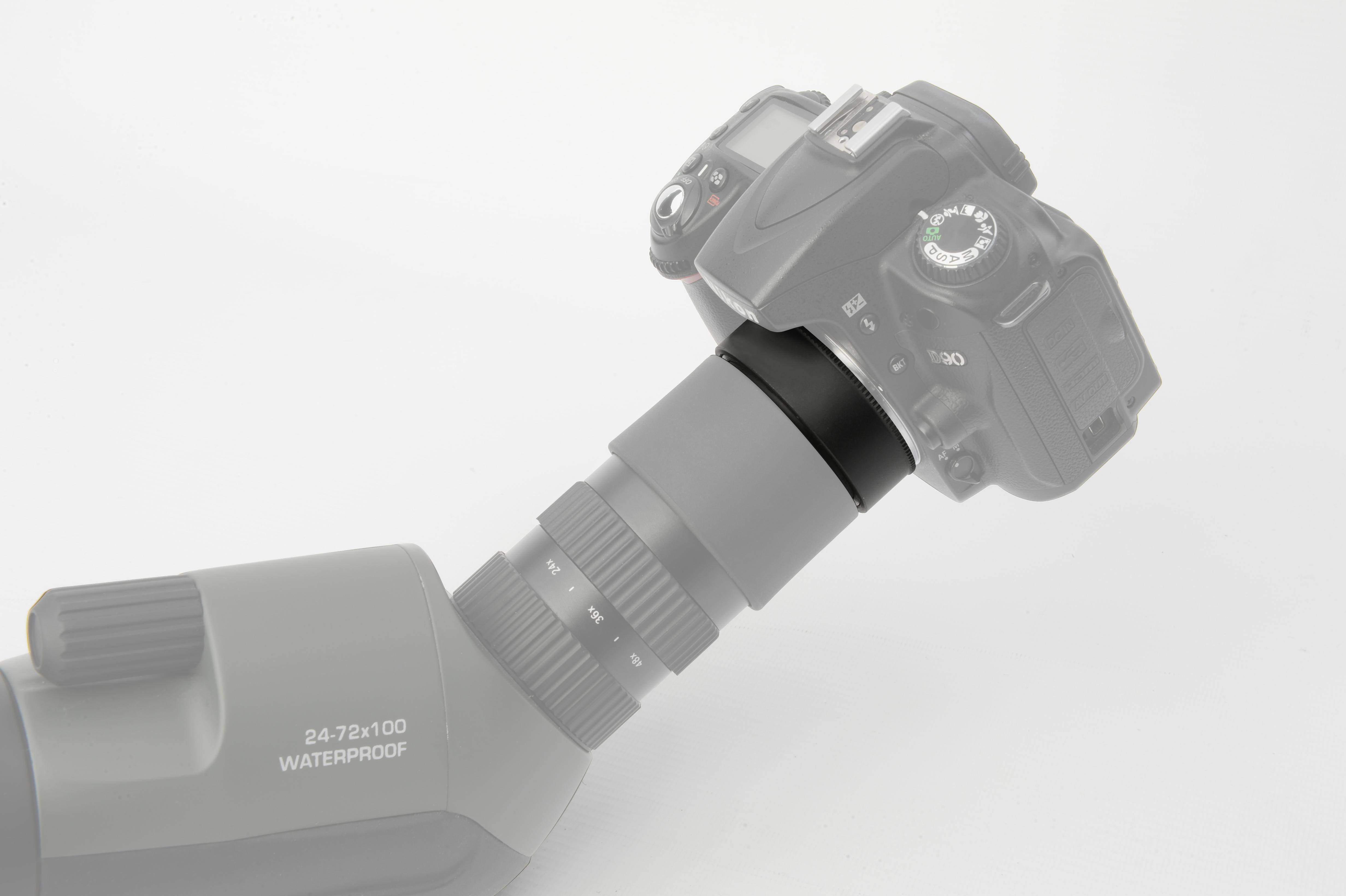 Nikon Entfernungsmesser Schweiz : Bresser fotoadapter nikon für condor spektive