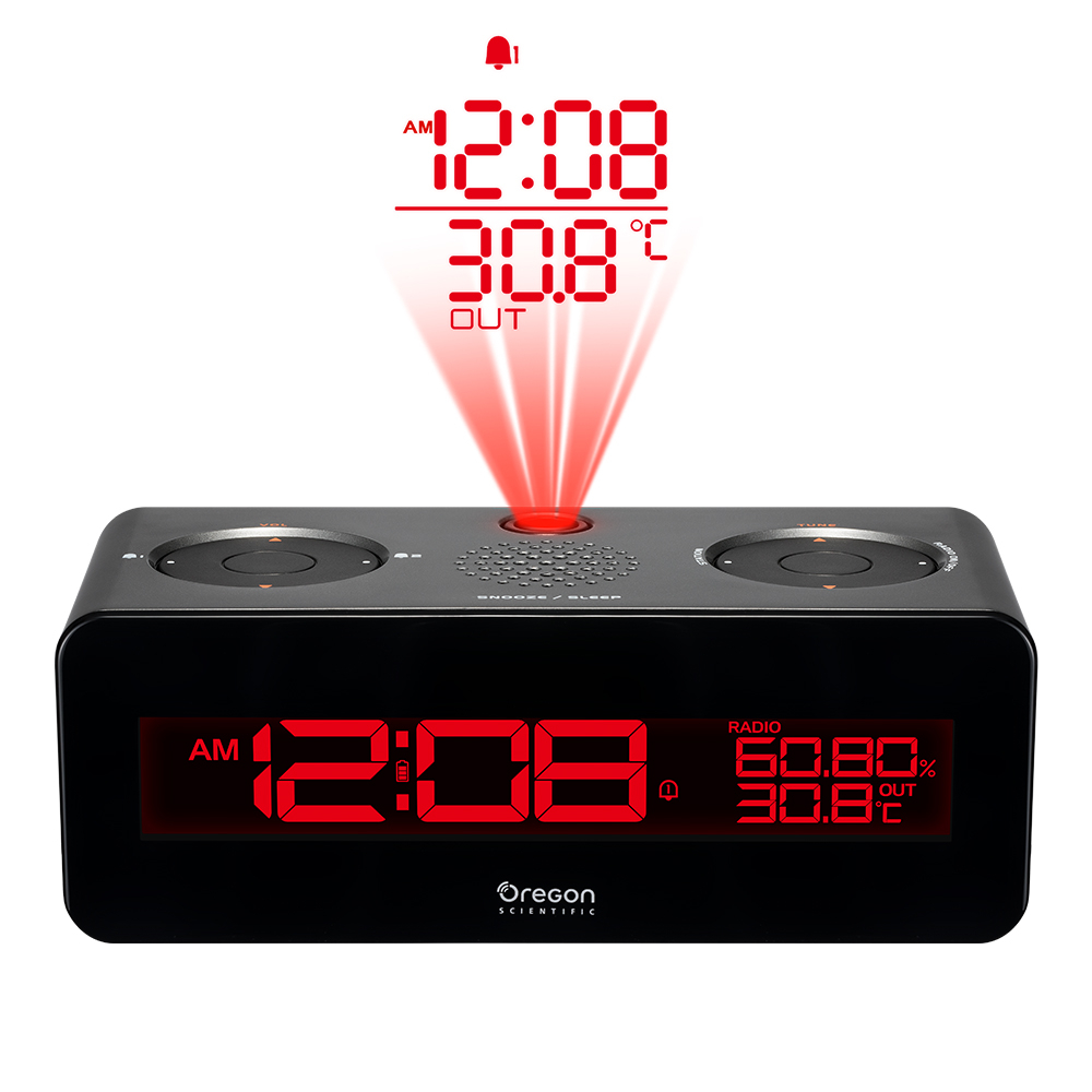 eaac601 projection alarm clock