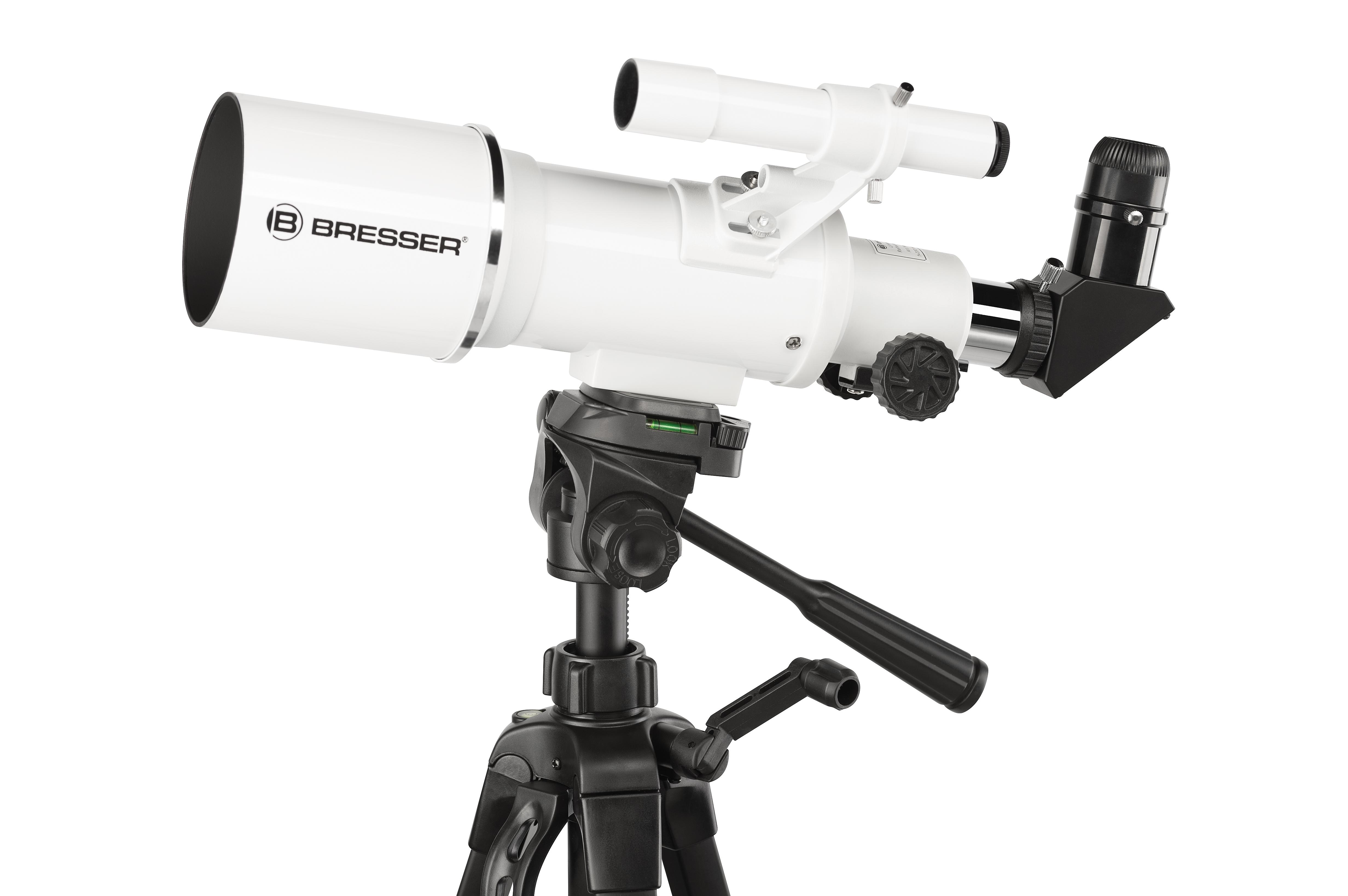 Bresser optik linsen teleskop jupiter eq Äquatorial