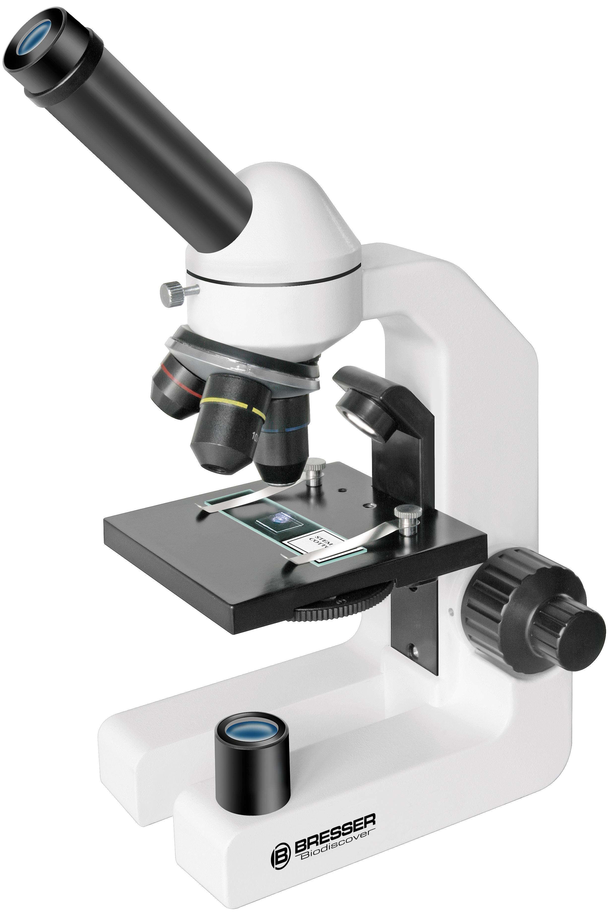bresser microscopio  Microscopio BRESSER BioDiscover 20-1280x | Bresser