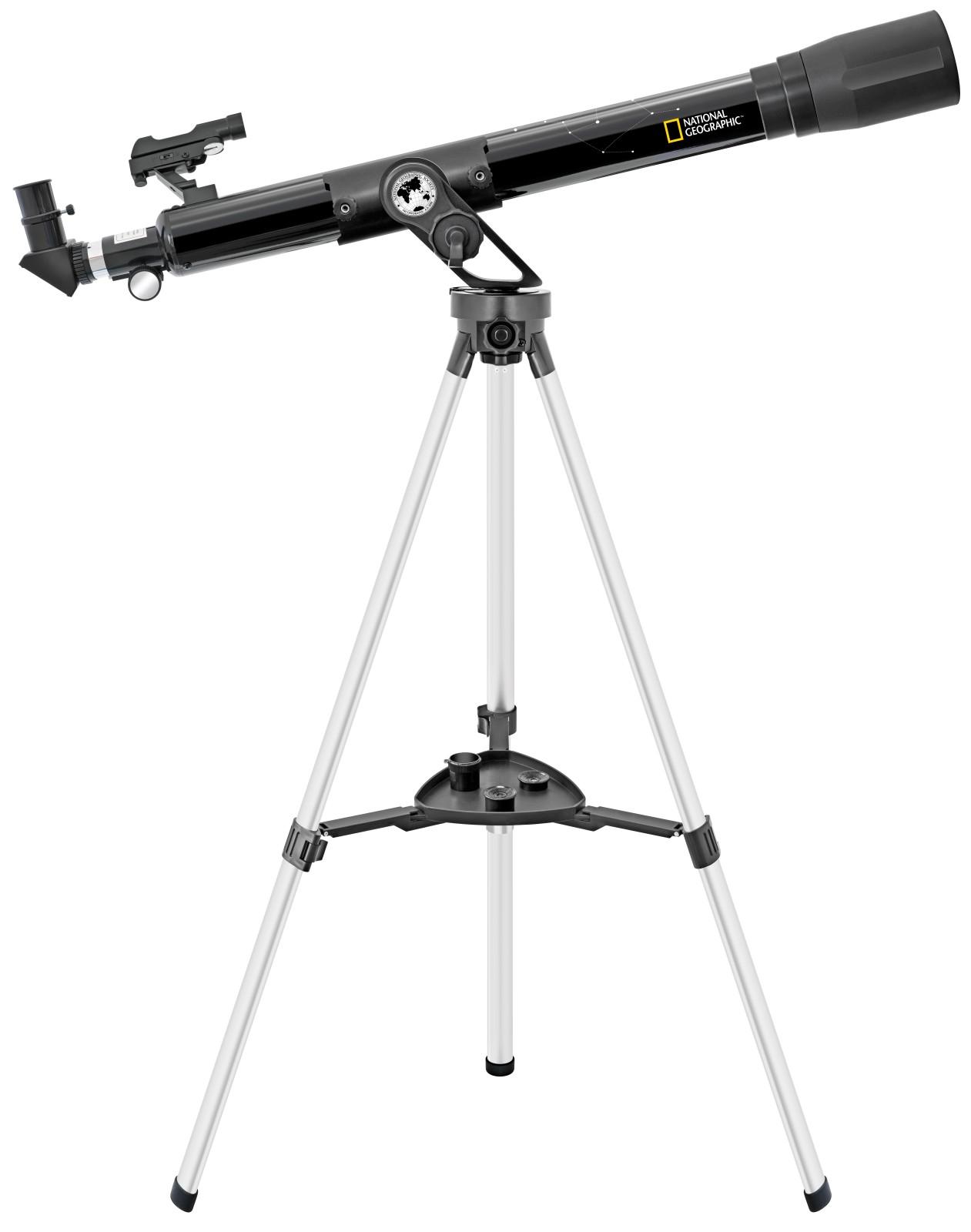 national geographic 60 800 refraktor teleskop az bresser. Black Bedroom Furniture Sets. Home Design Ideas